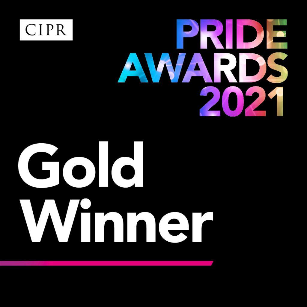 CIPR PRide Awards 2021 - PR Consultancy of the Year