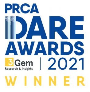 PRCA DARE Awards Winners